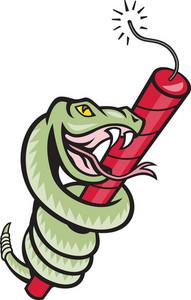 Snake Rattle Dynamite