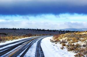 Snow Highway 214