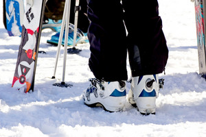 Snow Sports Equipment Picture