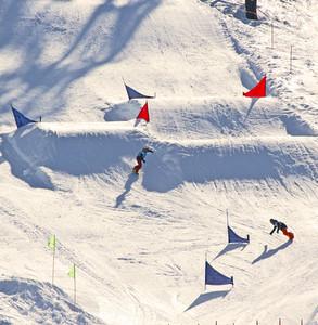Snowboarding Sport 216