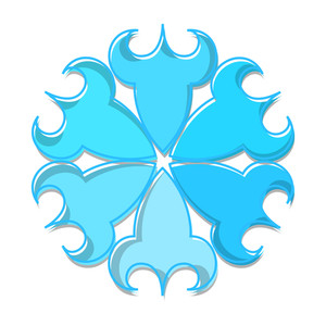 Snowflake Element