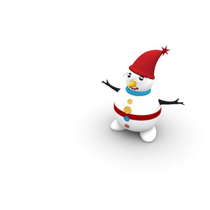 Snowman Illustration