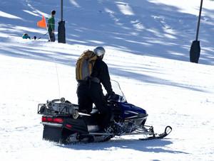 Snowmobile Sports