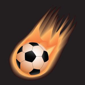 Soccer-fire
