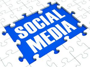 Social Media Puzzle Shows Online Communities