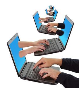 Social Net Work Concept