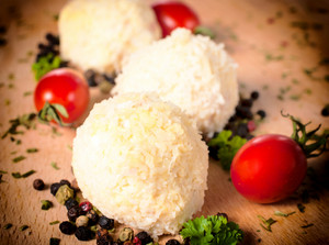 Soft Cheese Balls