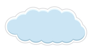 Soft Cloud Sticker