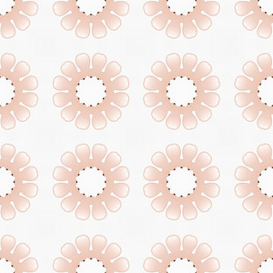 Soft Flowers Pattern