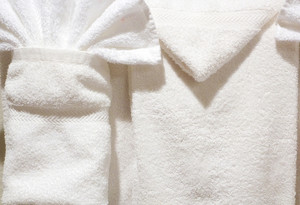 Soft Towel Fabric Texture