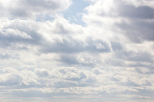 Soft Whitish Cloud Background