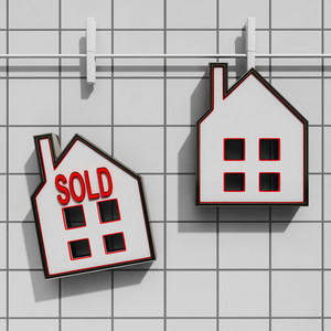 Sold House Means Sale Of Real Estate