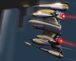 Spacecraft Fighter