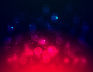 Sparkle Festive Bubbles Background