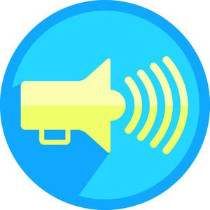 Speaker Sound Icon