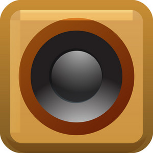Speaker Tiny App Icon