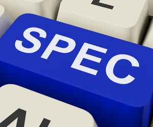 Spec Keys Show Specifications Details Or Design
