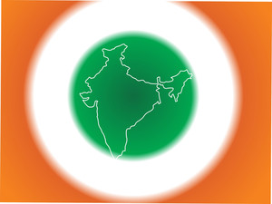 Special Background For Indian Independence Day