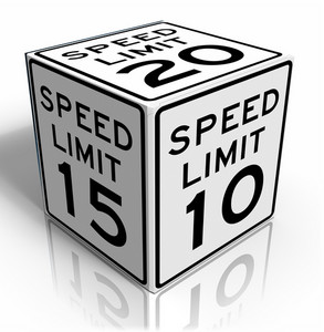 Speed Limit Cube
