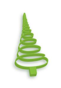Spiral 3d Christmas Tree
