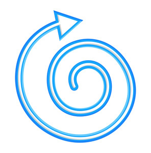 Spiral Arrow