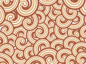 Spiral Pattern Background