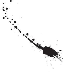 Splashes Vector Element