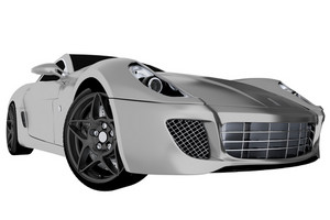 Sport Car Front