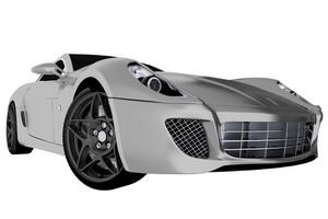 Sport Car Front