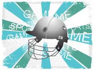 Sport Vector Helmet