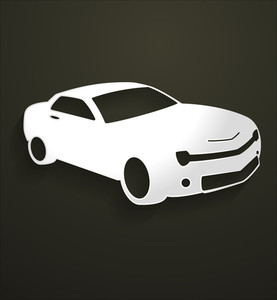 Sports Car Shape Design