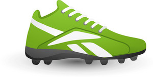 Sports Cleat Lite Sports Icon