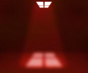 Spotlight Red Room Background