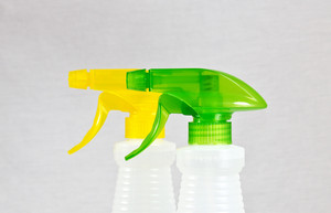 Spray Bottles Picture