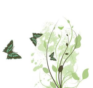Spring-background