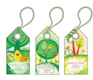 Spring Shopping Tags