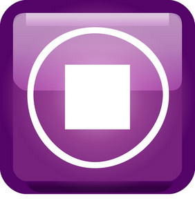 Square Stop Tiny App Icon