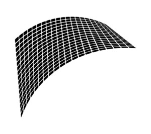 Squares Wave Art
