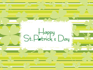 St. Patrick S  Day Greeting