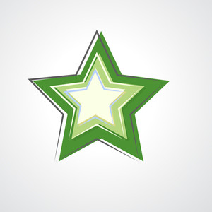 St. Patrick's Day Star