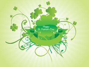 St. Patrick's Day Swirl Design 17 Mach