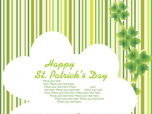 St. Patrick's Design Cards 17 March