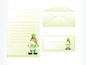 St. Patrick's Postalcard