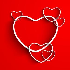 St Valentines Day Background
