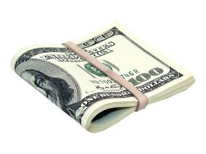 Stapel von Dollar