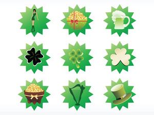 Star Shpe Button Design 17 March