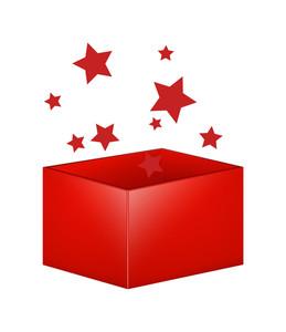 Stars Vector Box