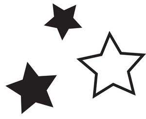 Stars Vector Element