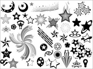 Stars Vector Elements