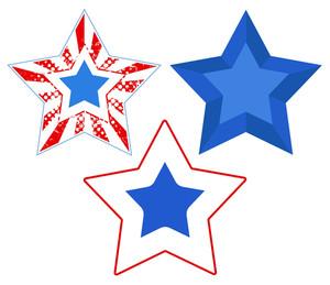 Stars Vector Set
